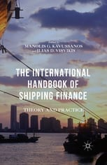 The International Handbook of Shipping Finance - Book Cover Image